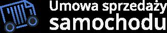 Logo Umowa Sprzedaży Samochodu Używanego